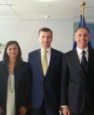 NPA valdybos pirmininkas, Kęstutis Drazdaukas, dalyvavo Europos prodiuserių klubo susitikime su Europos Komisijos vicepirmininku