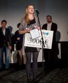 Apdovanota jauna režisierė A. Urbaitė jaučia paskatą praverti kūrybinį stalčių