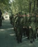 N. Medutytės kino filmo anonse – Lietuvos Prezidentė ir šauktiniai savanoriai