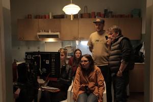 Filmo Stebuklas filmavimai. nuotr. aut. Lora Musheva (2)