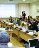 Kino industrijos atstovai ir politikai Seime diskutavo apie Lietuvos kino ateitį