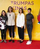 Kviestiniai svečiai rinkosi į lietuviškų filmukų vaikams premjerą